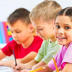 занятия с учениками начальной школы